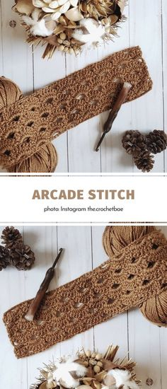 Are you wondering what colors to use for your first arcade stitch project? Irish Crochet, Double Crochet, Knit Crochet, Knitted Baby, Knitted Dolls, Crochet Stitches, Crochet Hooks, Knitting Patterns, Crochet Patterns