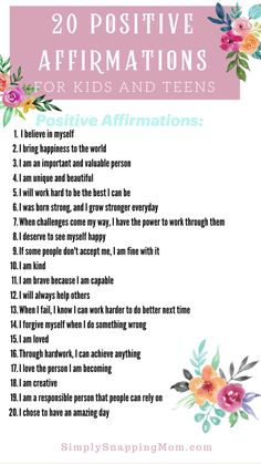 Positive Affirmations For Kids, Positive Sayings, Positive Discipline, Daily Affirmations, Mom Advice, Parenting Advice, Kids And Parenting, Love My Kids, Love Mom