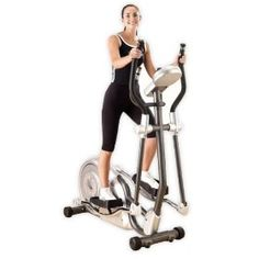 Cross Trainer- Excellent for Complete Body Workout -BranxFitness