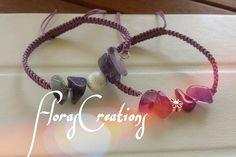 #macrame #macramejewelry #handmade #handmadebyme #bracelet
