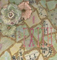 Faith Original Art, My Arts, Mary, Faith, Gallery, Design, Roof Rack, Loyalty
