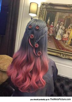 Awesome Hair Dye