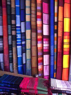 Moroccan details - fabrics
