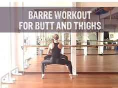 Barre Workout Video - FREE 30 MINUTE Barre Workout Video At Home - YouTube