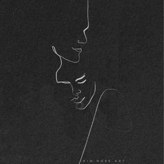 ✔ Couple Illustration Cute We Heart It Art Sketches, Art Drawings, Drawing Quotes, Broken Drawings, Minimal Drawings, Drawing Drawing, Pencil Drawings, Art Amour, Love Illustration
