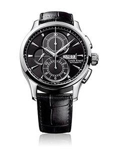 Louis Erard Reloj automático Man 1931 Negro 44 mm