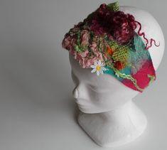 """Feutre Art Textile: Défi n°2 : """"la bohème"""""""