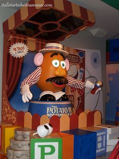 Toy Story Midway Mania #itallstartedwithamouse