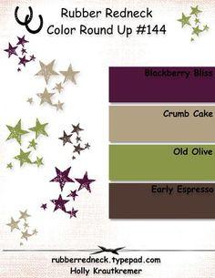 CRU #144 Color Challenge New 8/12/15