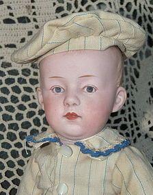 Darling Little Gerbruder Heubach 7603 Boy to steal your heart.- BUNNIES BABIES on DOLL SHOPS UNITED http://www.dollshopsunited.com/stores/BunnysBabies/items/1281581/Darling-Little-Gerbruder-Heubach-7603-Boy-to-steal-your #dollshopsunited #antiquedoll