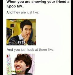 @Mackenzie Manley  lol which kpop video comes to ur mind with these faces???? Lol