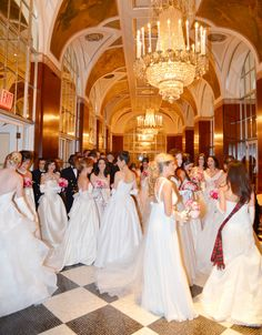 An overview of the 60th International Debutante Ball, at which 46 young women were presented.