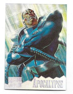 """WIZARD /""""SPIDER-MAN/"""" CHOME DIE CUT PROMO CARD #8 IN SET CARD IS NEAR MINT TO MINT"""