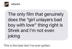 y'all are afraid because this person speaks truth Haha Funny, Funny Cute, Funny Stuff, Hilarious, Lol, Dankest Memes, Jokes, Shrek, Inevitable