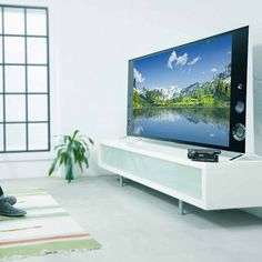 "Sony 79"" 4K Ultra HD 3D Smart LED TV #4K, #Impressive, #LED, #Sony, #TV"