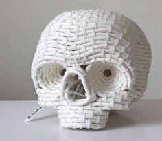 Cable Tie Sculptures 1