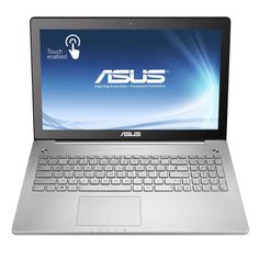"""ASUS N550JA-SB71T Touch 15.6"""" Laptop Intel Core i7-4700MQ, 8GB Memory, 1TB HD"""