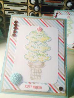 SU happy birthday card