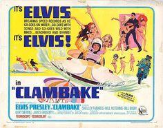 Its Elvis Movie Night at The Aristocrat!  Tom: You just said the magic word. Scott: Clambake? Tom: Yeah! #Film #Filmmaking #Filmmakers #TV #Television #Writing #Screenwriting #HerosJourney #Comedy #Drama #LasVegas #Vegas  #HoorayForHollywood #OnceMoreWithFeeling #ClassicHollywood #GoldenHollywood #UnpackYourAdjectives#WriteAtYourOwnPeril #Clambake #Elvis #ElvisPresley #JamesGregory