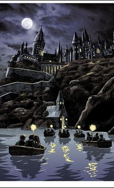 Harry Potter background