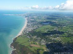 Photo aérienne de Saint-Pair-sur-Mer - Manche (50)