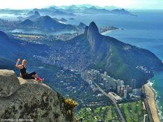 Parque Nacional da Tijuca – Rio de Janeiro - BR