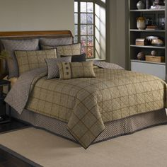 Scent-Sation Classic Plaid Bedding Collection