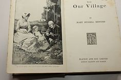 Mary Russell Mitford SELECTED STORIES FROM OUR VILLAGE c.1920 Reading Shinfield