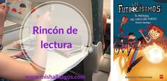 Rincón de Lectura - Los Futbolísimos: el misterio del circo del fuego
