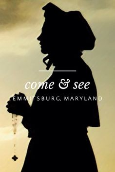 Come & See retreat with Daughters of Charity | Feb. 13-15, 2015 in Emmitsburg, Maryland | http://called2.be/DCretreats