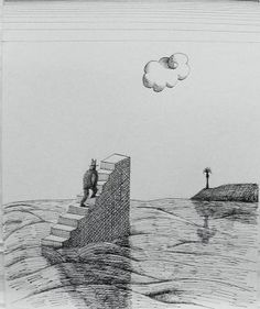 Remembering Saul Steinberg - The New Yorker