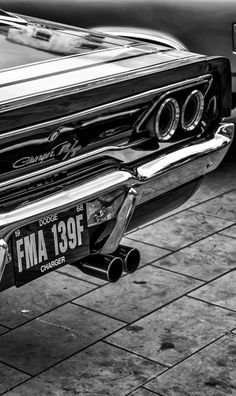 h-o-t-cars: 1968 Dodge Charger by Chris Cheshire