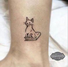 Cat book                                                       … #CatTattoo