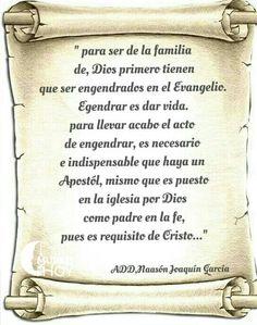 La familia de Dios ...