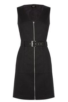 Utility Zip Front Dress