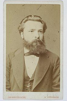 Julian Leopold Ochorowicz (ur. 23 lutego 1850 w Radzyminie, zm. 1 maja 1917 w Warszawie) – polski psycholog, filozof, wynalazca, poeta, publicysta i fotografik. Teoretyk pozytywizmu. Badacz psychologii eksperymentalnej w zakresie zjawisk mediumicznych. Stworzył podstawy teorii ideoplastii. Jest uważany za polskiego pioniera psychologii eksperymentalnej i hipnologii, który stworzył laboratorium psychologiczne w Wiśle.