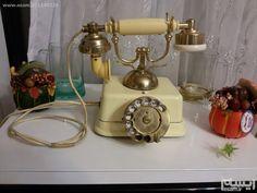 تلفن سلطنتی فلزی قدیمی ژاپنی #ایسام #خرید   #فروش #مزایده  #کلکسیون #قدیمی