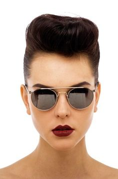 Pompadour Hair for Women - Funny Happy Life