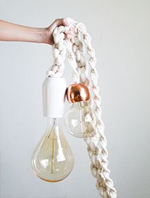 Hope you lovies had a great long weekend! So this tutorial could not be more simple. I am telling you guys, these giant macramé rope lights will change.your.life. they are that good. So when I say giant, I mean HA-UUGE..Read More