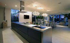 Decor Salteado - Blog de Decoração   Construção   Arquitetura   Paisagismo: 20 Cozinhas Integradas às Salas! Veja dicas e tendências de decoração!