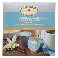 Archer Farms Vanilla Bean Creme Brulee SIngle Cu... : Target Mobile