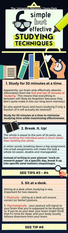 Studying can be a drain, especially when you& under a lot of pressure. Here are 6 ways to pace yourself and maximize effectiveness when studying. College Hacks, School Hacks, College Club, College Notes, Study Skills, Study Tips, Study Habits, Study Techniques, Exam Study