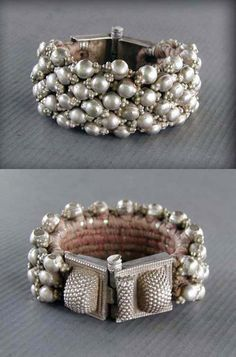 ethnic tribal jewerly on Pinterest   Silver Bracelets, India and ...