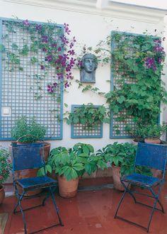 Jardines en terrazas -