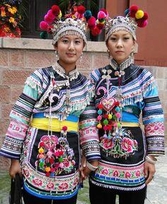 Ressentez le charme des styles culturels des minorités ethniques et appréciez de beaux paysages.