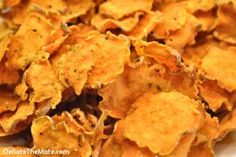 How to Make Dehydrator Sweet Potato Chips