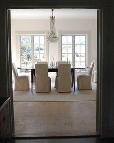Swedish Dining Room