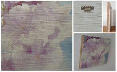DANCING WITH THE SUN - Foto op hout, Photo on wood, print, afdruk, acaciahout, FSC keurmerk