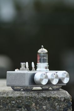 'The Underground' - Tube - Boost/Distortion Guitar Pedal