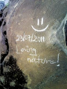 """""""I love not man the less but Nature more!"""" <3"""